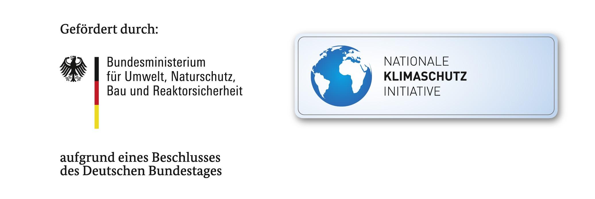 Logo Bund Klimaschutzinitiative