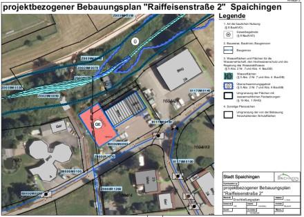 Bebauungsplan Raiffeisenstraße 2 (2)